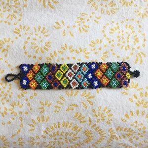Mexican handmade bracelet